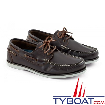Chaussures homme XM Yachting série Crew marron - Taille 43
