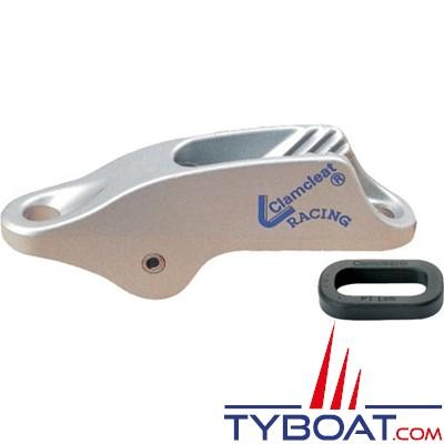 Clamcleat CL253 taquet de trapèze alu pour cordage Ø 4 à 8 mm