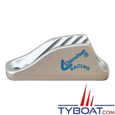 Clamcleat - CL254 coinceur ouvert racing mini alu pour cordage Ø 4 à 8 mm