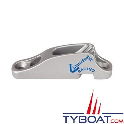 Clamcleat - CL704 taquet d'étarquage alu pour cordage Ø 3 à 6 mm