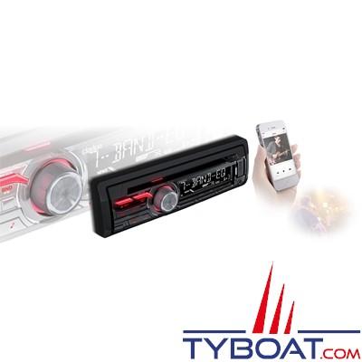 CLARION - CZ215E - Auto-radio tuner CD/USB/MP3/WMA - 12V 4x45W