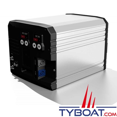 Clayton Power - Coffret énergie lithium 1500W - 12V - CL2001