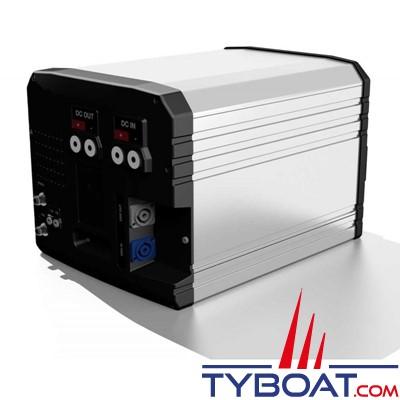 Clayton Power - Coffret énergie lithium 3000W - 12V - CL2003