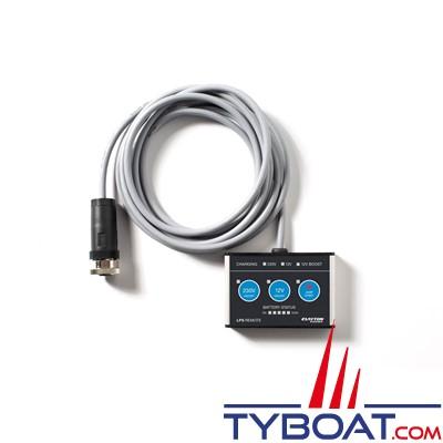 Clayton Power - Commande déportée coffret énergie - câble 6 mètres - RL1802