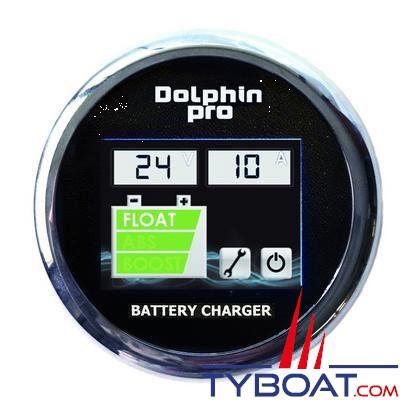 Commande déportée TouchView pour chargeurs DOLPHIN PRO