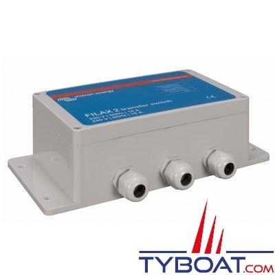 VICTRON ENERGY - Commutateur de transfert ultra rapide Filax 2 - 230V/50Hz-240V/60Hz.