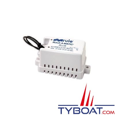 Contacteur Rule-a-matic Plus pompe de cale 12/24V 20A max.