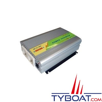 Convertisseur de tension Genois 24v/230v 1000w