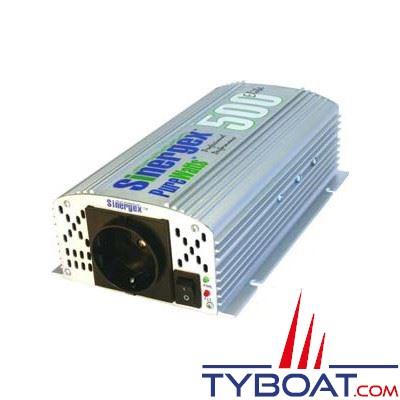 Convertisseur Sinergex PureWatts 12V/220V 500W