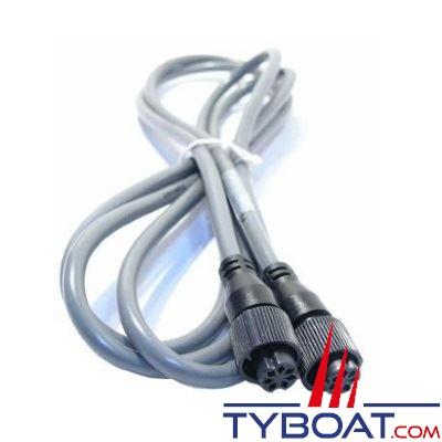 Cordon DATA Furuno 00126069000 (7 PF/7 PF Plastique 2M.) (LS6100/M1623/1715)