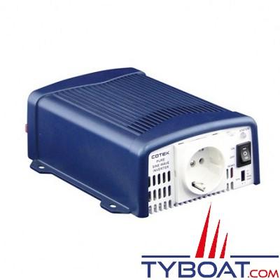 COTEK  - Convertisseur de tension pur sinus  DC-AC 12V en 230V 350W