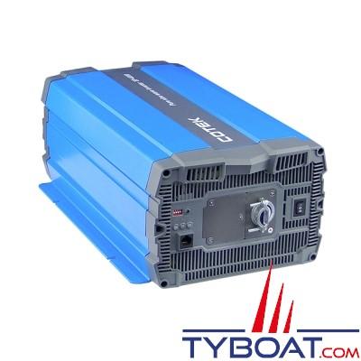COTEK - Convertisseur série SP pur sinus - 24 Volts - 230 Volts - 4000 Watts