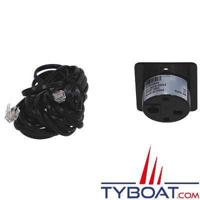 Cotek CR-8 - Interrupteur à distance 12/24Vpour convertisseurs séries SD, SP, SC, SL