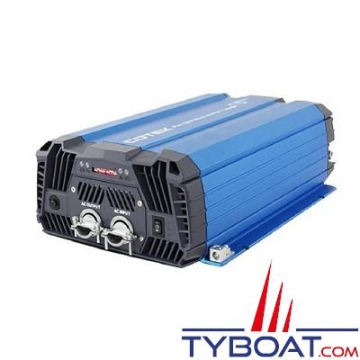 Cotek SC-1200 - Combiné chargeur-convertisseur 24VDC/230VAC 1200VA 50A
