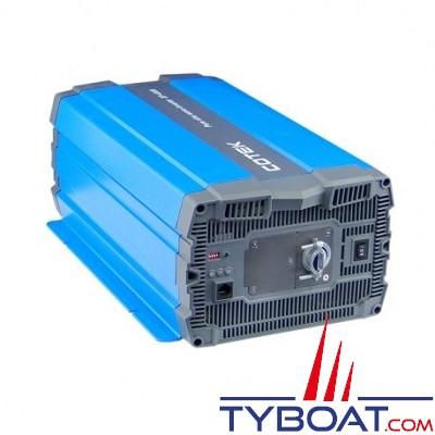 COTEK SP-3000-212 - Convertisseur pur sinus 230v 3000W - 12V