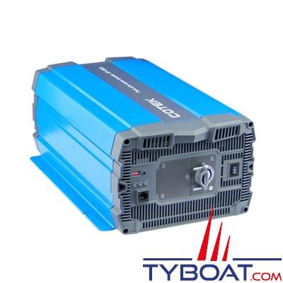 Cotek SP-3000-224 - Convertisseur pur sinus 230v 3000W - 24V