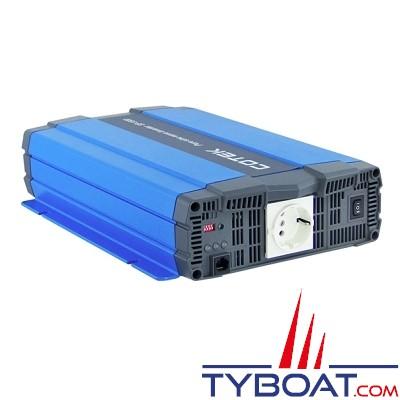 Cotek SP1500 - Convertisseur pur sinus 230v 1500w - 12v
