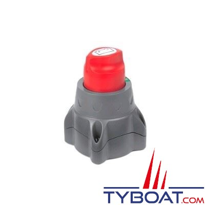 Coupe-batteries BEP Marine Easy fit unipolaire 275A continu - IP56