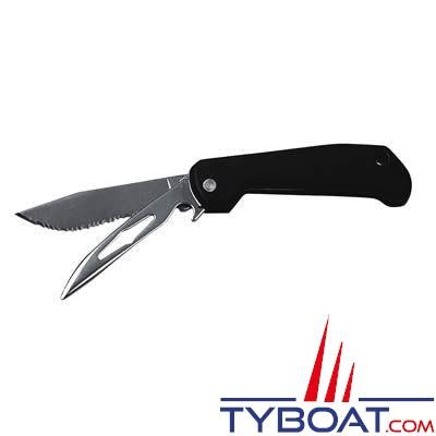 Mac - Couteau démanilleur épissoir décapsuleur 18 cm