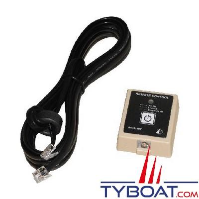 Cristec - Télécommande Marche / Arrêt à distance pour modèles 800, 1000 et 2000 VA nominal