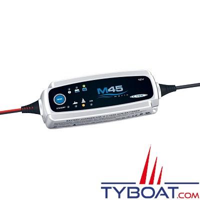 CTEK - Chargeur de batterie marine M45 - 12 Volts 3.6 Ampères