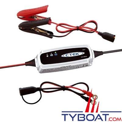 CTEK - XS7000 - Chargeur de batterie 12 Volts - 7 Ampères