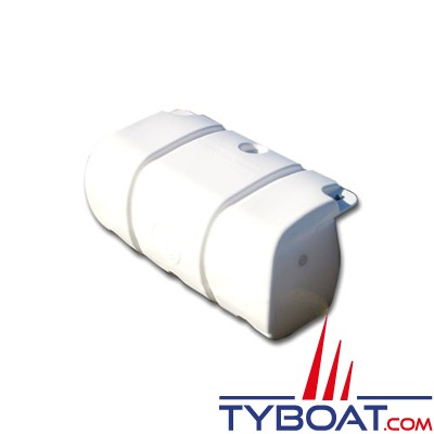 Dan Fender - Défense de ponton ShortMulti Dock Fender - 400 x 181 mm