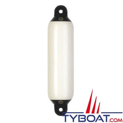 Dan Fender - Pare-battage long Heavy Duty - Ø 125 mm Longueur 540 mm - Blanc cassé oeil noir