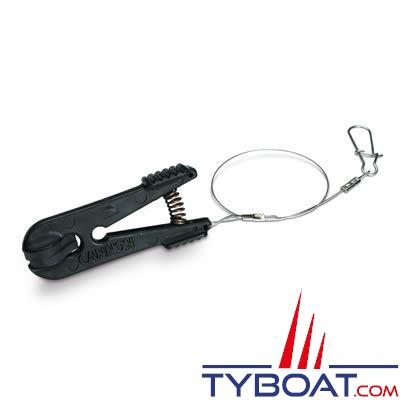 Déclencheur simple Cannon Pinch-R pour treuil de pêche