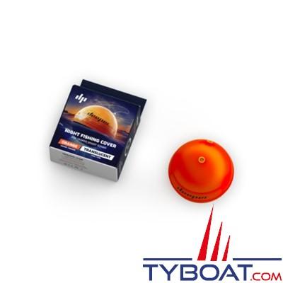 DEEPER - Couvercle orange pour pêche de nuit
