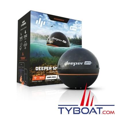 DEEPER - Sondeur sans fil DEEPER PRO+ version WIFI + GPS