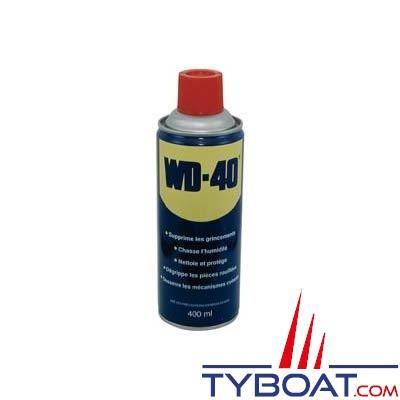 Dégrippant et lubrifiant WD40 pulvérisateur 400 ml