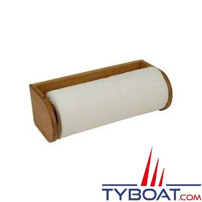 Bamboo Marine - Support papier essuie-tout