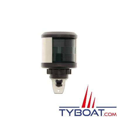 DHR - Feu de navigation série 35 - Fixation sur base Z - Tribord vert - Secteur 112,5° - Visibilité 2Nm
