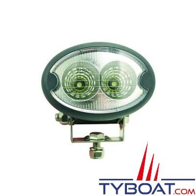 Dixplay- Projecteur de pont 2 leds - 4.5 watts - 9-56 volts