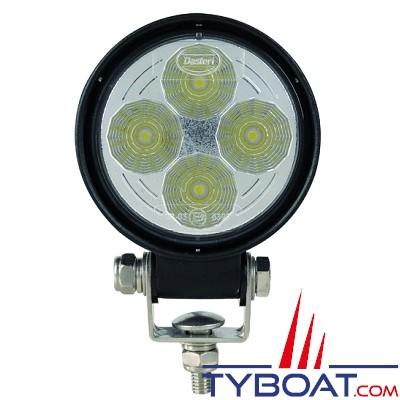 Dixplay- Projecteur de pont 4 leds - 12 watts - 12-24 volts