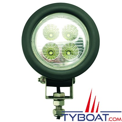 Dixplay- Projecteur de pont 4 leds - 8.5 watts - 9-56 volts