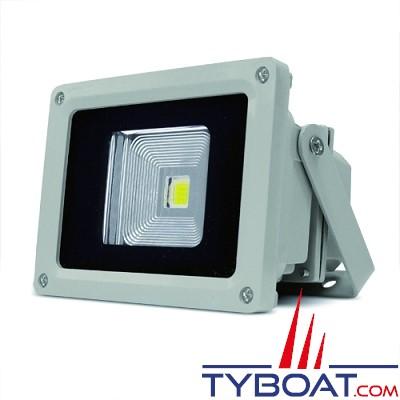 Dixplay- Projecteur de pont led - 10 watts - Blanc neutre - 12-24 volts