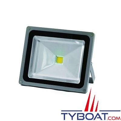 Dixplay- Projecteur / Reflecteur de pont led - 50 watts - Blanc neutre - 100-240 volts