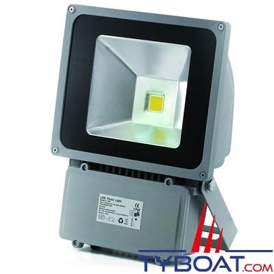 Dixplay- Projecteur / Reflecteur de pont led - 70 watts - Blanc neutre - 100-240 volts