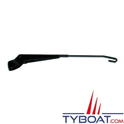 DOGA - Porte-raclette longueur 430-500 mm modèle 316 - noir