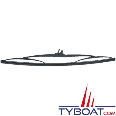 DOGA - Raclette longueur 350mm pour bras longueur 340/420 mm - noir