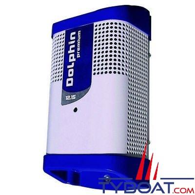 Dolphin - Chargeur de batterie PREMIUM 12 Volts 15A 3 sorties 230V