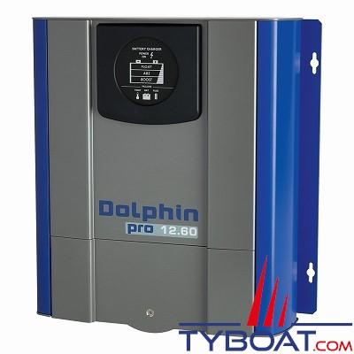 Dolphin - Chargeur de batterie PRO 12 Volts 70A 3 sorties 115/230V