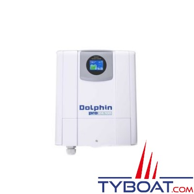 Dolphin - Chargeur PRO Touch 24V - 100A