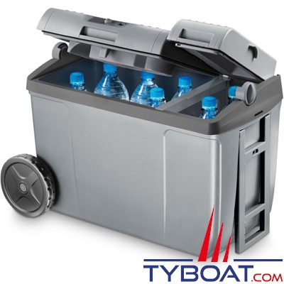 DOMETIC - Glacière thermoélectrique - CoolFun - SC38 à roulettes - 37 litres utiles - Catégorie A++