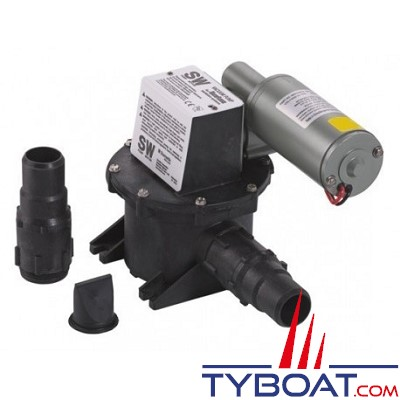 Dometic Sealand - Pompe à vide 12V - SW12 317201200