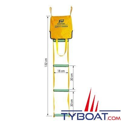 Échelle de secours Plastimo Safety Ladder 5 échelons