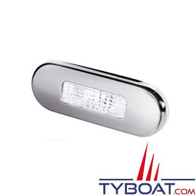Éclairage extérieur LED STEP HELLA blanc 10-33v