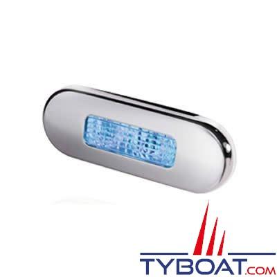Éclairage extérieur led STEP HELLA bleu 10-33v